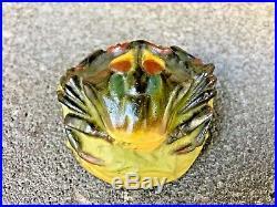 Amalric WALTER (1870-1959) Crabe