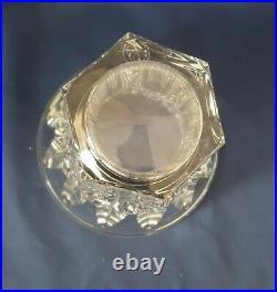 Baccarat, joli vase en cristal
