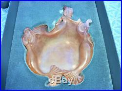 Daum Coupe Porte Savon Pte De Verre Les Sirenes Cristal Art Nouveau Crystal Cup
