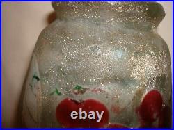 Daum Nancy, Vase aux cerises