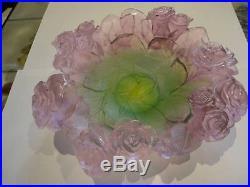 Daum grande coupe modele roses