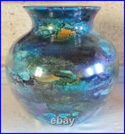 Grand Vase Jean Noel Bouillet