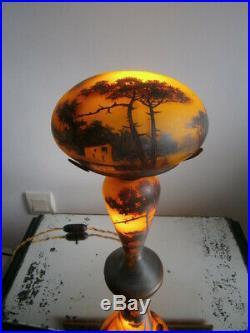 Lampe champignon de Peynaud