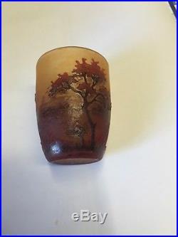 Miniature Daum Nancy Croix De Lorraine