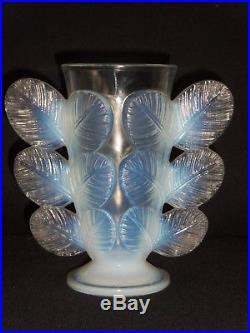 Pierre D'AVESN vase ART-DECO 1930 VERLYS