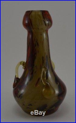 Rare vase Legras (no Daum Galle Muller)