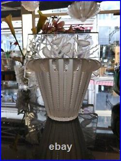 René Lalique (1860-1945), Vase modèle Royat