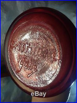 Tres Rare Vase De Galle Époque Daum, lalique