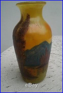 Vase Legras