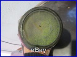VASE PATE DE VERRE dégagé à l'acide CROISMARE NANCY ART DECO MULLER DAUM