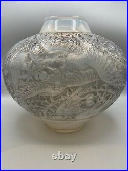 Vase Arras de R. Lalique