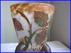 Vase Art Nouveau Daum Nancy