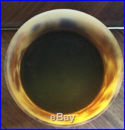 Vase Bol Gallé Antique