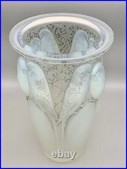 Vase Ceylan de R. Lalique