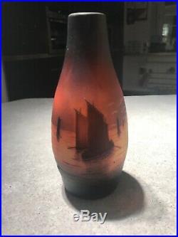 Vase D Argental