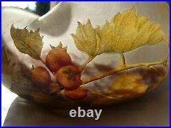 Vase DAUM NANCY art nouveau