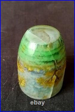 Vase Daum miniature
