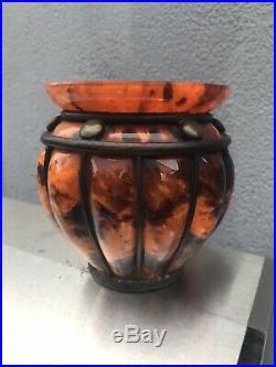 Vase Delatte Nancy