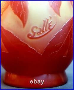 Vase Gallé