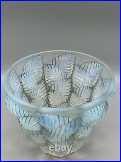Vase Moissac de R. Lalique