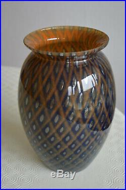 Vase Murano style Daum Schneider Baccarat Barovier Venini Salviati
