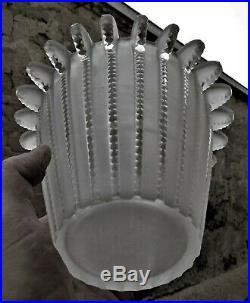 Vase Royat René Lalique années 30