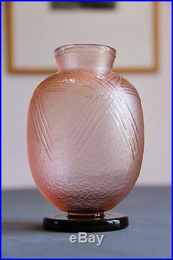 Vase Schneider du Roi Farouk 1er Schneider Vase of King Farouk 1st