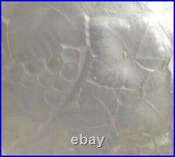 Vase boule signé Espaivet