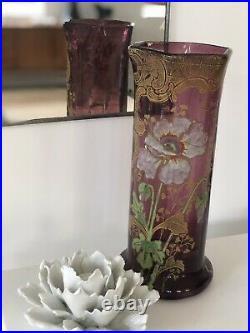 Vase legras montjoye